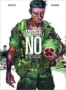 Mister No Revolução - Volume 1