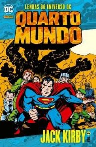 Lendas do Universo DC: Quarto Mundo - Volume 2