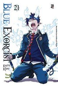 Blue Exorcist - Edição 21