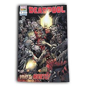 Deadpool: Vivo ou Morto