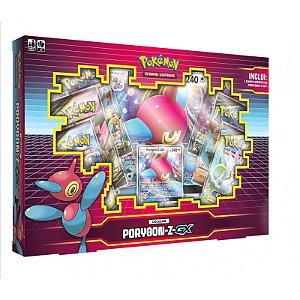 Box Pokémon Coleção Porygon-Z-Gx