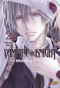 Vampire Knight Memories - Volume 2