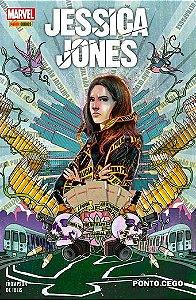 Jessica Jones: Ponto Cego -  Edição 01