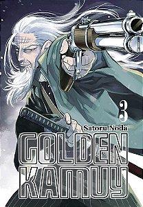 Golden Kamuy - Edição 03