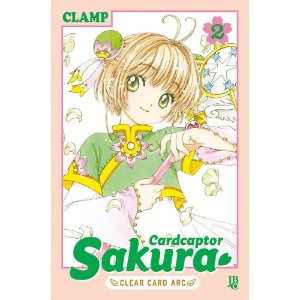 Cardcaptor Sakura :Clear Card Arc - Volume 2