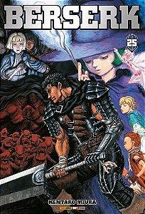 Berserk -  Edição 25