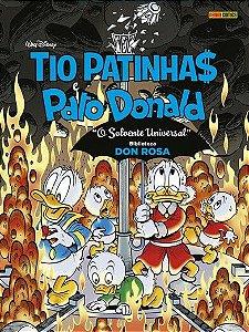Tio Patinha$ e Pato Donald : O Solvente Universal