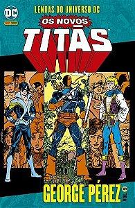 Lendas do Universo DC : Os Novos Titãs - Volume 9
