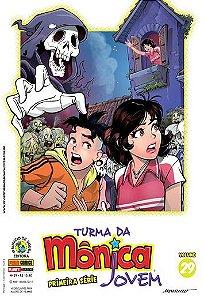 Turma da Mônica Jovem - Primeira Série - Volumes 63 e 64