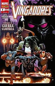Os Vingadores: Começa a Guerra Vampirica - Volume 8