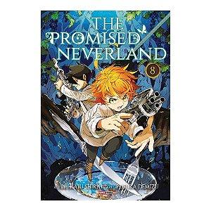 The Promised Neverland -  Edição 8