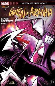 Gwen Aranha : A vida de Gwen Stacy - Volume 2