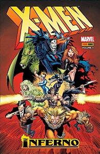 X-Men: Inferno - Volume 4