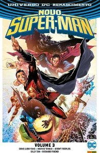 Novo Super-Man: Renascimento - Volume 3