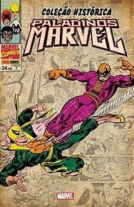 Coleção Histórica Marvel - Paladinos Marvel - Volume 7