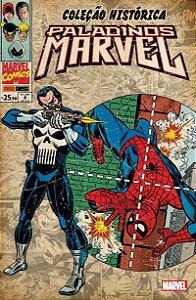 Coleção Histórica Marvel: Paladinos Marvel - Volume 4