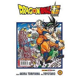 Dragon Ball Super - Edição 08