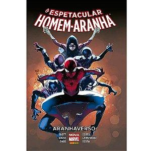 O Espetacular Homem-Aranha: Aranhaverso - Vol. 4