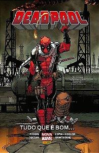Deadpool: Tudo que é Bom...