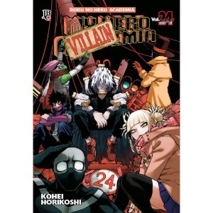 My Hero Academia - Volume 24