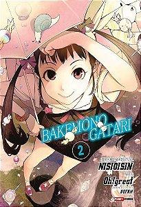 Bakemonogatari - Volume 2