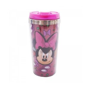 Copo de Viagem : Minnie Mouse