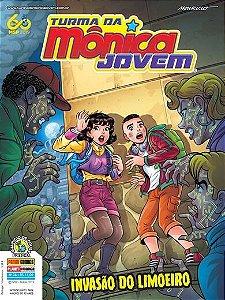 Turma da Mônica Jovem:  Invasão do limoeiro - volume 36