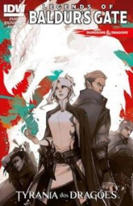 Lendas de Baldur's Gate : Dungeons & Dragons