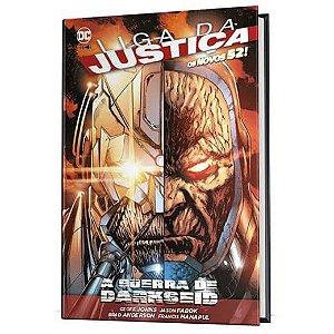 Liga Justiça: A Guerra de Darkseid - Os Novos 52!