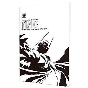 Batman Noir: O Longo Dia das Bruxas