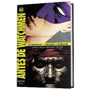 Antes de Watchmen: Ozymandias - Corsário Carmesim