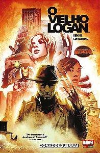 O Velho Logan: Zonas de Guerra!
