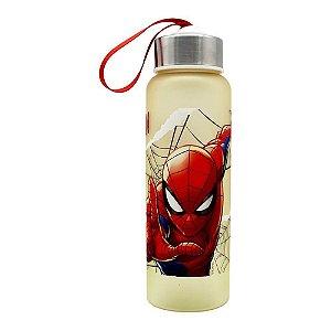 Garrafa com alça  Homem - Aranha