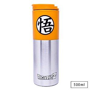 Copo Viagem de Alumínio Goku Símbolo – Dragon Ball Z