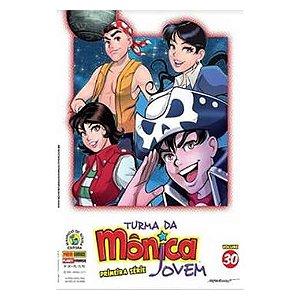 Turma da Mônica Jovem - Primeira Série - Volume 30
