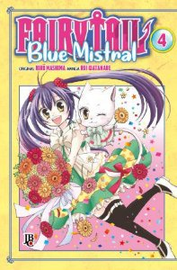 Fairy Tail : Blue Mistral -  volume 4