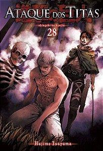 Ataque dos Titãs - Edição 28