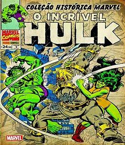O Incrível Hulk : Volume 09 - Coleção Histórica Marvel