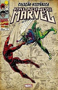 Coleção Histórica Marvel : Paladinos Marvel - Volume 9