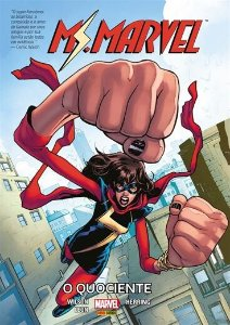 Ms. Marvel - O Quociente