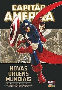 Capitão América: Novas Ordens Mundiais