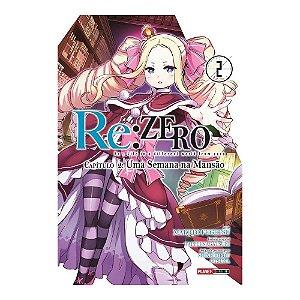Re: Zero: Uma semana na mansão - Edição 2 - Capítulo 2