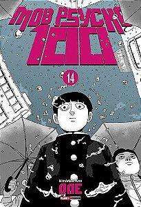 Mob Psycho 100 - Edição 14