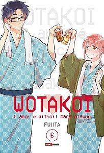 Wotakoi - Edição 6