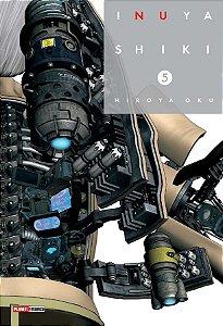 Inuyashiki - Edição 5