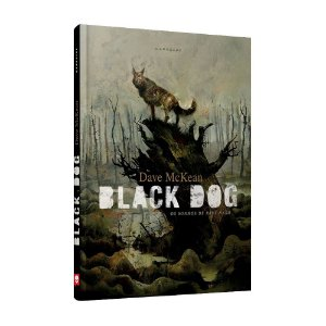 Dave Mckean: Black Dog