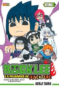 Rock Lee - Volume 4