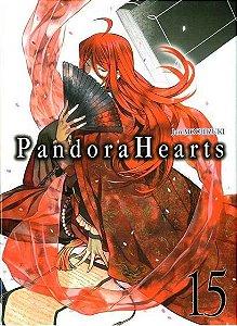 Pandora Hearts - Edição 15