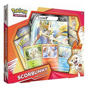 Coleção Galar: Pokémon - Scorbunny