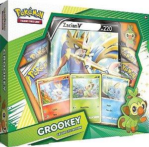 Coleção Galar: Pokémon - Grookey